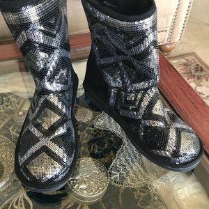 Gorgeous Sparkly Fun Boots